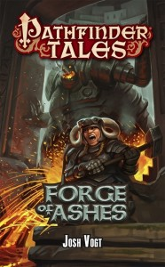 Book Cover: Forge of Ashes