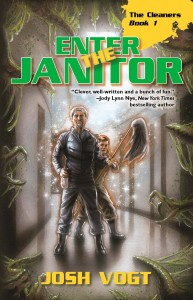 Book Cover: Enter the Janitor