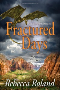 Fractured Days cover