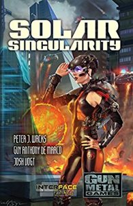 Book Cover: Solar Singularity
