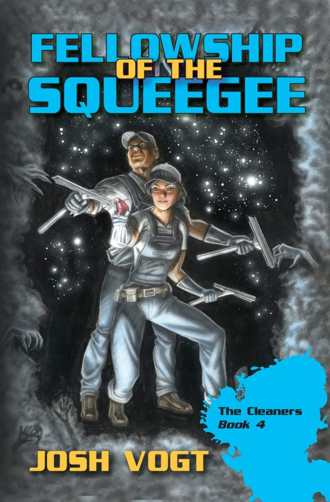 Book Cover: Fellowship of the Squeegee